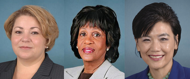 California Congresswomen